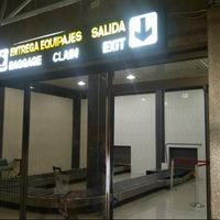 Photo taken at Aeropuerto Perales (IBE) by Xavier N. on 11/5/2014