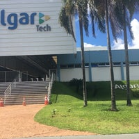 Photo taken at Algar Tech by Carlos Henrique V. on 4/9/2018