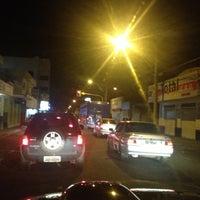 Photo taken at Avenida Fernando Vilela by Carlos Henrique V. on 4/30/2013