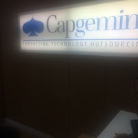 Photo taken at Capgemini by Carlos Henrique V. on 6/21/2016