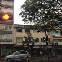 Photo taken at Rua XV de Novembro by Carlos Henrique V. on 7/15/2016