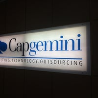 Photo taken at Capgemini by Carlos Henrique V. on 8/26/2015