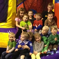 Photo taken at Pump It Up by Jennifer M. on 1/20/2013