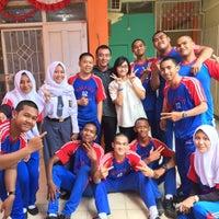 Photo taken at SMA Negeri 2 Makassar by Guru Y. on 10/13/2016
