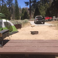 Photo taken at Barton Flats Campground by Jaime P. on 5/11/2014