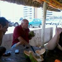 Photo taken at Barraca O Louro by Daniel B. on 2/13/2013