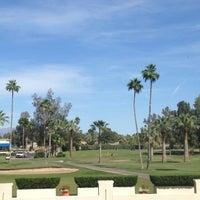 Photo taken at Arizona Golf Resort by Stephanie O. on 4/14/2016
