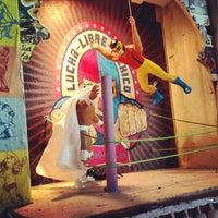 Foto scattata a Tacos A Go-Go da Mega M. il 11/25/2012