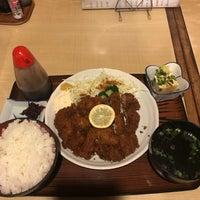 Photo taken at 手打ちそば 丸勝 by Tomomitu A. on 5/18/2018