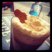Photo taken at Costa Coffee by Nikki H. on 12/2/2014