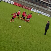 Photo taken at Sporting Hasselt by Canan🌸 on 4/2/2018