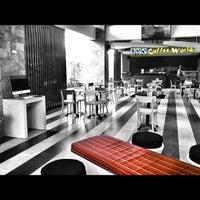 Photo taken at Coffee World Max One Hotel Bukit Jimbaran by Agus P. on 6/18/2013