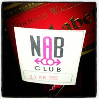 Photo taken at NAB Men Club by Alexander P. on 12/21/2012