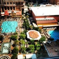 Photo taken at The Venetian Pool by Gel Z. on 6/2/2013