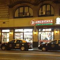 Photo taken at La Americana by Lala P. on 8/12/2013