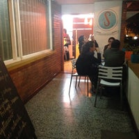 Photo taken at La Famosa Sandwichería by Paola R. on 5/23/2014