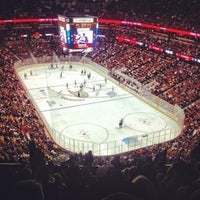 Photo taken at Honda Center by Rudy R. on 1/27/2013