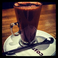 Photo taken at Costa Coffee by Ghida A. on 10/4/2012