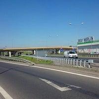 Photo taken at Węzeł S7 | Modlniczka by Marcin R. on 7/3/2015