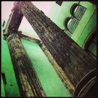 Foto tomada en Templo de Augusto por Fran M. el 4/27/2013