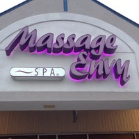 Photo taken at Massage Envy - Edgewater by Serap B. on 3/16/2015