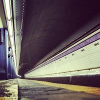 Photo taken at MTA Subway - High St/Brooklyn Bridge (A/C) by Andriyanto S. on 5/14/2013