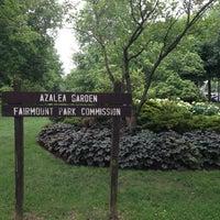 Photo taken at Azalea Gardens by Heather G. on 6/16/2013