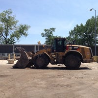 Photo taken at Fort Totten Trash Transfer Station by Heather G. on 6/28/2014