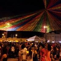 Photo taken at Mercado Municipal de Aracaju by Luedson R. on 5/31/2013