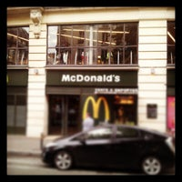 Photo taken at McDonald's by Luca R. on 6/26/2013