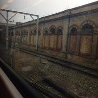 Photo taken at Platform 5 by Cindy R. on 3/12/2014
