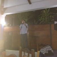 Photo taken at Club Hogar Canario by Gaby M. on 9/26/2013