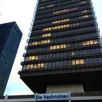 Photo taken at Deutschlandfunk Funkhaus Köln by Björn T. on 1/31/2013