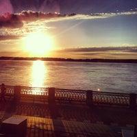 Снимок сделан в Новая набережная (2-я очередь) пользователем Verkash 6/5/2013