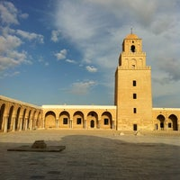 Photo taken at جامع عقبة بن نافع | La Grande Mosquée | Great Mosque of Kairouan by КUMIKO T. on 11/17/2012
