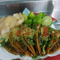 Photo taken at Tacos Primo by Daniela M. on 1/11/2013
