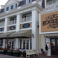 Photo taken at Kouzzina by Laura F. on 3/21/2013