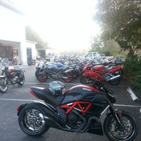 Photo taken at Euro Cycles Of Tampa Bay by akaCarioca on 12/1/2012