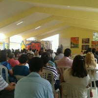 Photo taken at Escola Municipal Rosina Labanca by Leanderson M. on 5/25/2013