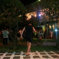 Photo taken at Klapa new kuta beach by Andrey T. on 1/14/2014