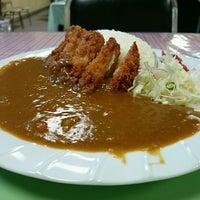 Photo taken at 岩見沢市役所食堂 和 by YUKI ★. on 7/24/2014