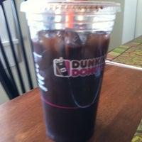 Photo taken at Dunkin Donuts by Jocelyn C. on 2/18/2013