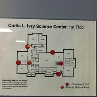 Photo taken at Curtis L. Ivey Science Center by Jocelyn C. on 1/23/2013