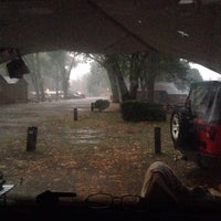 Photo taken at Lakeshore Rv Park by Kelsey S. on 10/21/2014