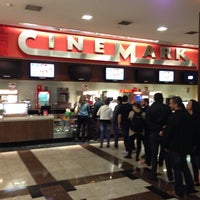 Photo taken at Cinemark by Fabricio R. on 6/4/2013