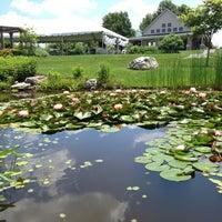 Photo taken at Hahn Horticulture Garden by Brett S. on 6/15/2013