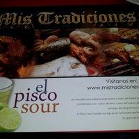 Foto tomada en Restaurante Peruano Mis Tradiciones por Rubén Alberto A. el 9/29/2012