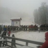 Photo taken at Sugar Mountain by Lisa H. on 12/27/2012