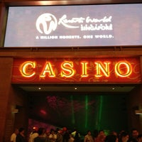 Photo taken at Resorts World Sentosa Casino by Alex M. on 3/9/2013