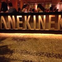 Photo taken at Manekineko by Cronos O. on 12/16/2012